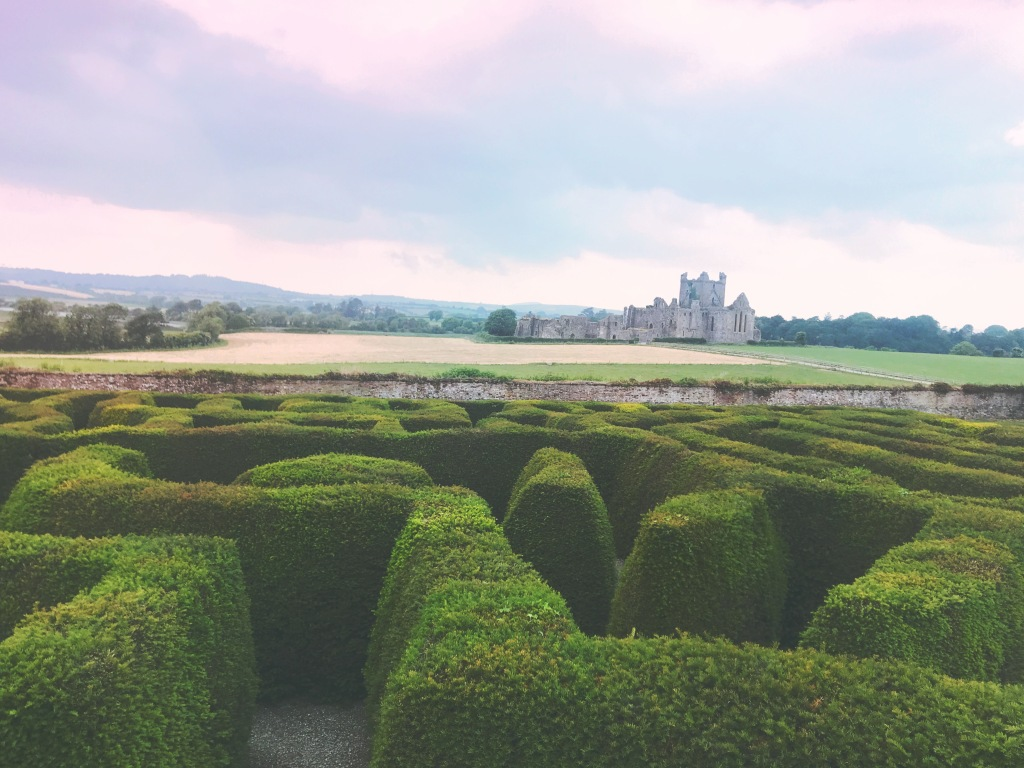 Dunbrody Abbey Wexford Ireland