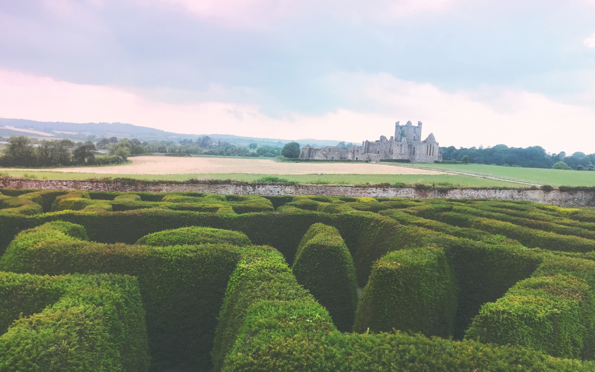 Dunbrody Abbey Wexford Ireland